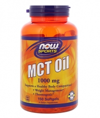NOW MCT Oil 1000mg / 150Softgels