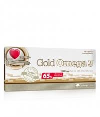 OLIMP Gold Omega 3 65% / 60 Caps.