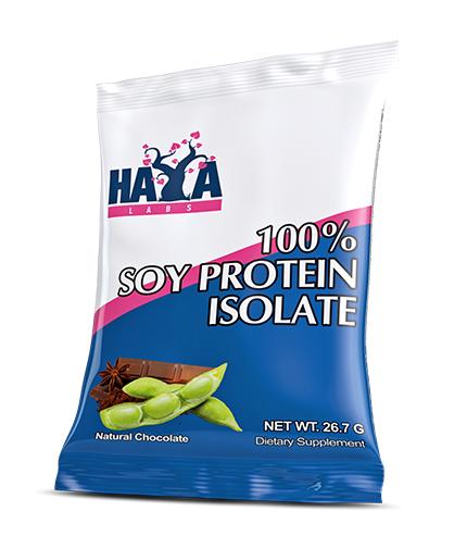 HAYA LABS 100% Soy Protein *** / Sachet