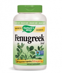 NATURES WAY Fenugreek Seed 610mg. / 320 Vcaps.