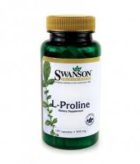 SWANSON L-Proline 500mg. / 100 Caps