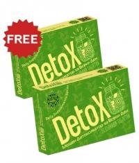 PROMO STACK CVETITA DetoX 1+1 FREE