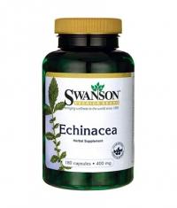 SWANSON Echinacea 400mg. / 180 Caps
