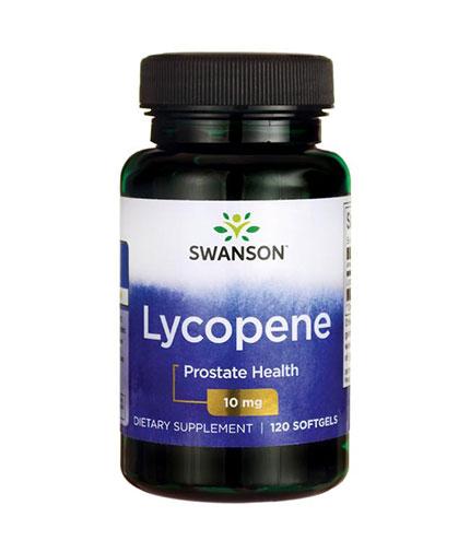 SWANSON Lycopene 10mg. / 120 Soft