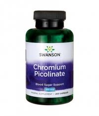 SWANSON Chromium Picolinate 200mcg. / 200 Caps