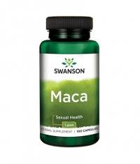 SWANSON Maca 500mg. / 100 Caps