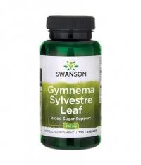 SWANSON Gymnema Sylvestre Leaf 400mg. / 100 Caps