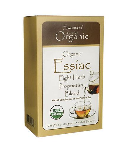 SWANSON Organic Essiac Tea / 4 Packs