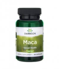 SWANSON Maca 500mg. / 60 Caps