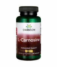 SWANSON L-Carnosine 500mg. / 60 Caps