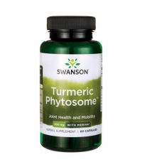SWANSON Turmeric Phytosome 500mg. / 60 Caps