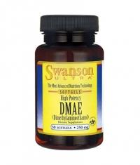 SWANSON High Potency DMAE 250mg. / 30 Soft