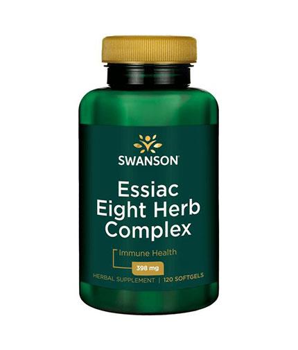 SWANSON Essiac Eight Herb Complex 398mg. / 120 Soft