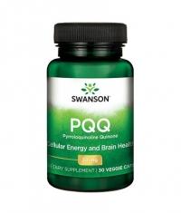 SWANSON PQQ Pyrroloquinoline Quinone 20mg. / 30 Vcaps