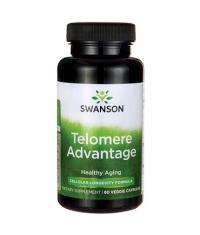 SWANSON Telomere Advantage / 60 Vcaps