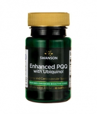 SWANSON Enhanced PQQ with Ubiquinol / 30 Soft