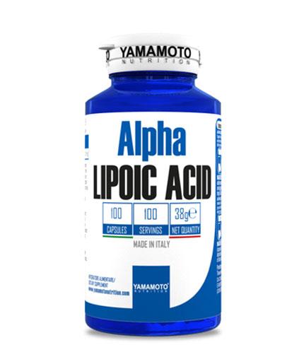 YAMAMOTO Alpha Lipoic Acid / 100 Caps
