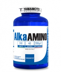 YAMAMOTO Alka AMINO / 240 Tabs