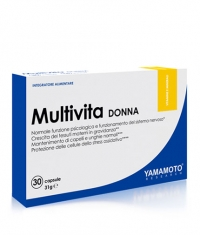 YAMAMOTO Multivita DONNA / 30 Caps