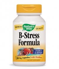 NATURES WAY B-Stress Formula / 100 Vcaps