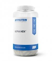MYPROTEIN Alpha Men Super MultiVita / 120 Tabs