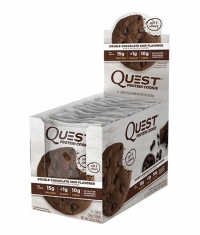 QUEST NUTRITION Protein Cookie / 12x63g.
