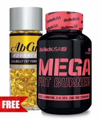 PROMO STACK Mega Black Friday Fat Burning 1+1 FREE