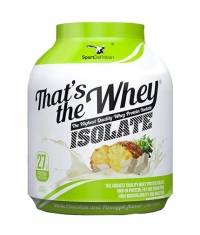 SportDefinition That's The Whey *** / 2100g