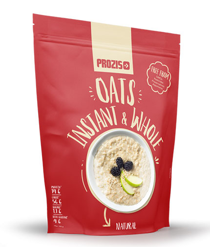 PROZIS Instant Whole Oats Powder / Flavoured