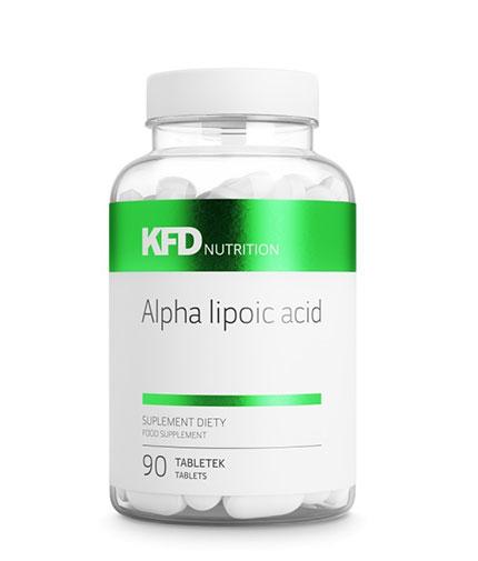 KFD Alpha Lipoic Acid / 90 Tabs