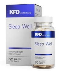 KFD Sleep Well / 90 Tabs