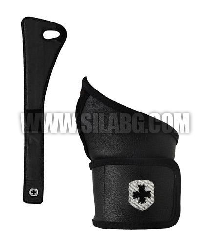 HARBINGER Patented Leather Wrist
