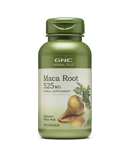 GNC Maca Root 525mg / 100 Caps