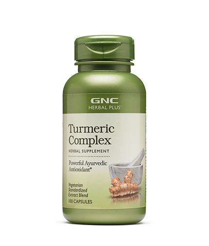 GNC Turmeric Complex / 100 Caps