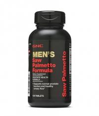 GNC Men's Saw Palmetto Formula / 120 Tabs