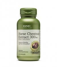 GNC Herbal Plus Horse Chestnut 300mg / 100 Caps.