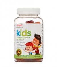 GNC Kids Multi Gummy 2-12 / 120 Chews.