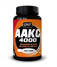 QNT AAKG 4000 / 100 Tabs.