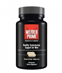 WEIDER PRIME Testosterone Support / 60 Caps.