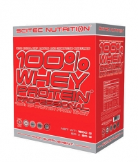 SCITEC 100% Whey Protein Professional 60x30gr.