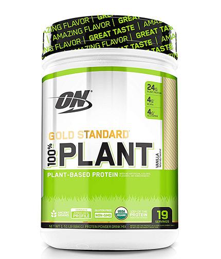 OPTIMUM NUTRITION 100% Plant Gold Standard