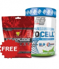PROMO STACK Cryo Cell + N.O. XPLODE FREE Stack