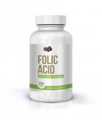 PURE NUTRITION Folic Acid / 250 Tabs