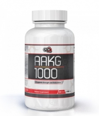 PURE NUTRITION AAKG 1000mg. / 200 Tabs