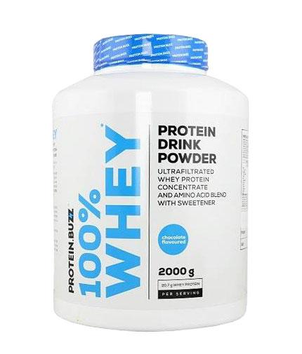 PROTEIN.BUZZ 100% Whey Protein