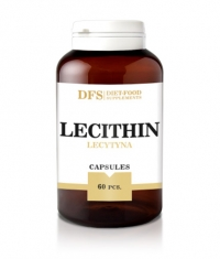 DIET FOOD Lecithin 1200mg. / 60 Caps