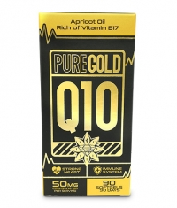 CVETITA HERBAL Pure Gold Q10 / 90 Softg