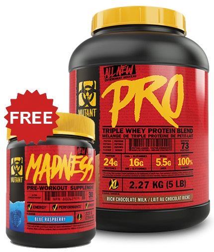 PROMO STACK Mutant 1+1 FREE Stack 2