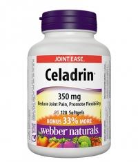 WEBBER NATURALS Celadrin 350mg. / 120 Softgels