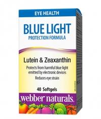 WEBBER NATURALS Blue Light Protection Formula / 40 Softgels